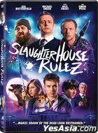Slaughterhouse Rulez (2018) (DVD) (US Version)