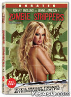 Zombie Strippers (DVD) (Korea Version)