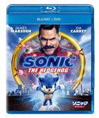Sonic The Hedgehog (Blu-ray + DVD) (Japan Version)