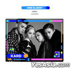 KARD - KCON:TACT season 2 OFFICIAL MD (4. KNEE BLANKET)