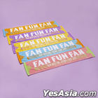 AAA FAN MEETING ARENA TOUR 2019 -FAN FUN FAN- Muffler Towel -YELLOW-
