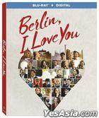 Berlin, I Love You (2019) (Blu-ray + Digital) (US Version)