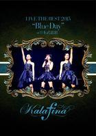 """Kalafina LIVE THE BEST 2015 """"Blue Day"""" at 日本武道館 (日本版)"""