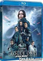 Rogue One: A Star Wars Story (2016) (Blu-ray) (Hong Kong Version)