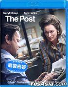 The Post (2017) (Blu-ray) (Hong Kong Version)