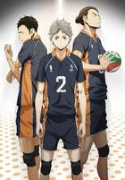 Haikyu!! Vol.6 (DVD+CD)(Japan Version)