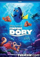 Finding Dory (2016) (DVD) (US Version)