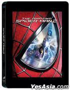 The Amazing Spider-Man 2 (Blu-ray) (2-Disc) (3D + 2D) (Steelbook Limited Edition) (Korea Version)