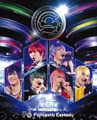 Osomatsu San on Stage F6 2nd Live Tour Fantastic Ecstasy (BLU-RAY+CD) (Deluxe Ecstasy Edition)  (Japan Version)