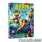 The Croods: A New Age (2020) (Blu-ray) (Taiwan Version)