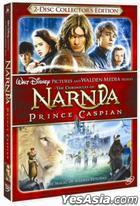 The Chronicles of Narnia: Prince Caspian (DVD) (2-Disc) (Korea Version)
