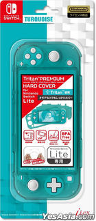 Nintendo Switch Lite Tritan Premium Hard Cover (Turquoise) (Japan Version)