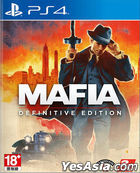 Mafia: Definitive Edition (Asian Chinese Version)