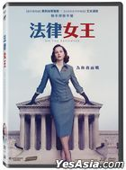 On the Basis of Sex (2018) (DVD) (Taiwan Version)