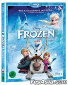 Frozen (Blu-ray) (Korea Version)