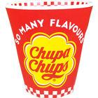 Chupa Chups Printed Plastic Cup (Checker)