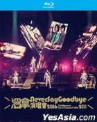 Never Say Goodbye - The Wynners Live in Concert 2016 (2 Blu-ray)