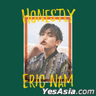 Eric Nam Mini Album Vol. 3 - HONESTLY + Poster in Tube