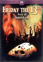 FRIDAY THE 13TH PART6 JASON LIVES (Japan Version)