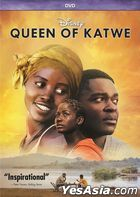 Queen of Katwe (2016) (DVD) (US Version)