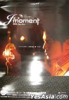 Album Poster - J moment (Taiwan Version)