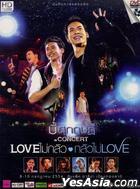 Bie : Love Mai Klua Concert (2DVD + Photobook) (Thailand Version)