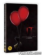 It Chapter Two (DVD) (2-Disc Special Limited Edition) (Korea Version)