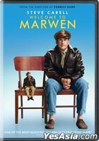Welcome to Marwen (2018) (DVD) (US Version)