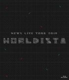 NEWS LIVE TOUR 2019 WORLDISTA  [BLU-RAY] (Normal Edition) (Japan Version)
