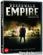 Boardwalk Empire Season 1 (DVD) (5-Disc) (Korea Version)