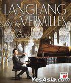 Lang Lang live in Versailles (DVD)