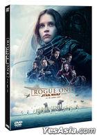 Rogue One: A Star Wars Story (DVD) (Korea Version)