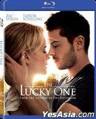 The Lucky One (2012) (Blu-ray) (Hong Kong Version)
