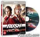 Rush (Blu-ray) (Korea Version)