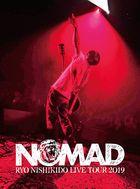 Nishikido Ryo LIVE TOUR 2019 'NOMAD' [BLU-RAY+PHOTOBOOK) (First Press Limited Edition)(Japan Version)