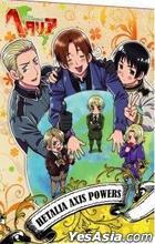Hetalia Axis Powers II : Shi Jie Da Zhan (Ep.1-24) (DVD) (Deluxe Version) (Taiwan Version)