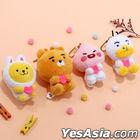 Kakao Friends Little Mini Doll Keyring (Muzi)