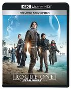 Rogue One: A Star Wars Story (4K Ultra HD MovieNEX + 4K Ultra HD + 3D Blu-ray + Blu-ray) (Japan Version)