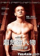 Starred Up (2013) (DVD) (Taiwan Version)
