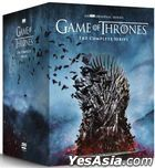 Game of Thrones Viva Collection (DVD) (Taiwan Version)