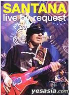 Santana - Santana Live By Request (Korean Version)