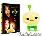 CJ7 (DVD) (Hong Kong Version) + CJ7 Plush Toy (1:1 scale)