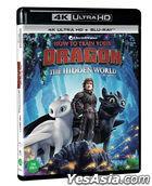How To Train Your Dragon: The Hidden World (Blu-ray) (Korea Version)