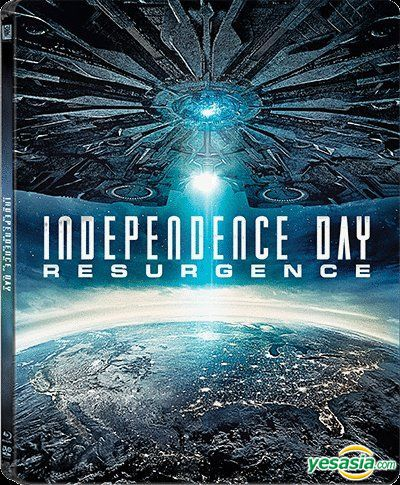 Yesasia Independence Day Resurgence 2016 Blu Ray 2d 3d Steelbook Hong Kong Version Blu Ray Liam Hemsworth Bill Pullman 20th Century Fox Western World Movies Videos Free Shipping