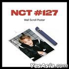 NCT 127 - Wall Scroll Poster (Tae Il)