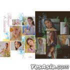 DIA Mini Album Vol. 6 - Flower 4 Seasons (Flower + Seasons Version) + 2 Posters in Tube (Flower + Seasons Version)