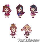 BanG Dream! Girls Band Party! : Nendoroid Plus Trading Rubber Strap Poppin'Party