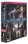 Supernatural The Animation: First Season Collector's Box 1 (Episodes 3-12) (DVD) (English Dubbed & Subtitled) (Japan Version)
