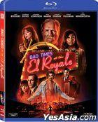 Bad Times at the El Royale (2018) (Blu-ray) (Hong Kong Version)