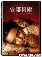 Annabelle Comes Home (2019) (DVD) (Taiwan Version)